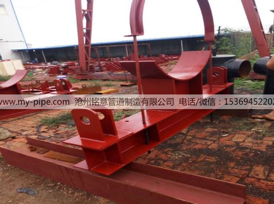 Axial dynamic load pipe clamp